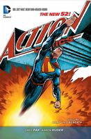 Superman Action Comics (New 52) Volume 5: What Lies Beneath - TPB/Graphic Novel